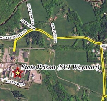 Waymart Natural Gas Project