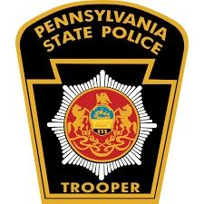 An image of the official insignia of the PA State Police.