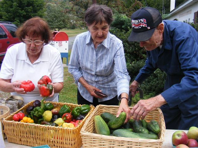 Senior Farmers Market Access